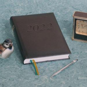 Spiegel Appt Book Black
